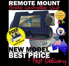ELECTRIC BRAKE CONTROLLER REMOTE MOUNT GSL LOW VOLTAGE CARAVAN TRAILER BOAT 12V