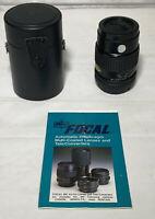 Focal MC Auto 1:2.8 135mm