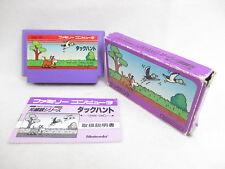 DUCK HUNT ref/cdc Famicom Nintendo JAPAN Game fc