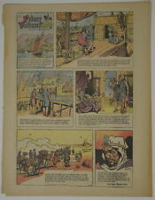 PRINCE VALIANT Full Color SUNDAY PAGE King Features Hal Foster 12/3/1967, #1608