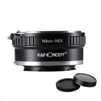 Nikon AI-NEX Objektiv Adapter für Nikon AI Objektiv auf Sony NEX Alpha E-Mount