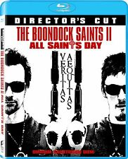 The Boondock Saints II: All Saints Day (Blu-ray Disc, Director's Cut) - NEW!!