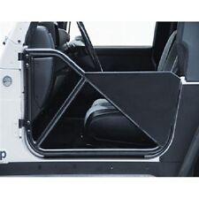 Smittybilt 1997-2006  Jeep Wrangler TJ LJ SRC Tubular Doors Front Black