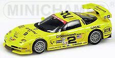 Chevrolet Corvette C5R GTS 24H DAYTONA 2001 Fellows Kneifel Freo #2 1:43