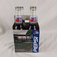 Arizona Diamondbacks Pepsi Longneck 4-Pack LE Collector's Series I Carrier VTG
