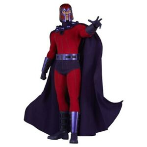 X-MEN ~ Magneto 1/6th Scale Action Figure (Sideshow Collectibles) #NEW