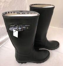 Pendleton Women's Classic Rubber Rain / Snow Boots - Black
