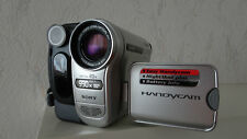 """Zeitkapsel"" Sony CCD-TRV238E HI8 Silber Handycam + NightShot Modus / Neu"