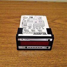 TEXMATE DI-60E-DR-PS1-IP02/CS-6 PROGRAMMABLE METER CONTROLLER