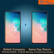Samsung Galaxy S10E LCD OLED Screen Glass Replacement Service Same day Repair