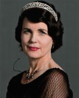 "ELIZABETH MCGOVERN AUTOGRAPH SIGNED 10""X8"" PHOTO (DOWNTON ABBEY)  COA  55"