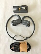 Sony NW-WS625 BLACK 16GB Waterproof & dust proof Walkman with Bluetooth MP3 Plyr