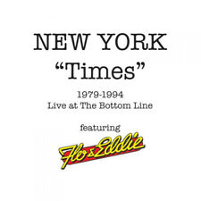 """Flo and Eddie : New York """"Times"""": Live at the Bottom Line 1979 - 1994 CD (2014)"""