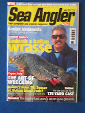 Sea Angler - Fishing Magazine - June 2002