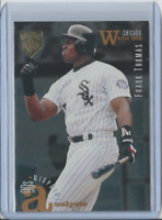 1995 Upper Deck GOLD Electric Diamond #105 - Frank Thomas Chicago White Sox Mint