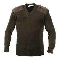 Rothco GI Acrylic V-Neck Commando Sweaters
