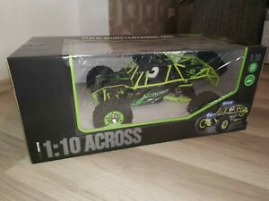 Ferngesteuertes Auto Dune Buggy Across PRO  50km/h 4WD LED Scheinwerfer offroad