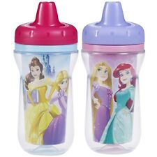 Princess Sippy Cups 2 Pack 10 Oz