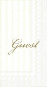 Boston International - Monogram Towel By Boston International- Guest - GT440027