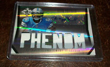 2012 LEAF LIMITED PHENOM 3 COLOR AUTO JERSEY RC RYAN BROYLES LIONS #'D 161/299