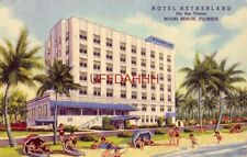 The Hotel Netherland on the Ocean Miami Beach the Ultimate in Comfort