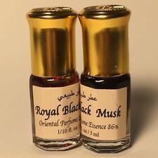 ROYAL Black Deer MUSK oil 3ml Essences 86% perfume oil