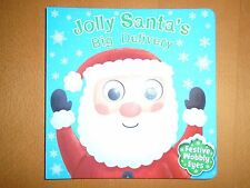 Jolly Santa's Big Delivery Book - Christmas Story Book - Brand New - RRP £4.99