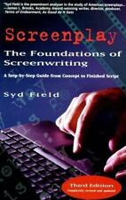 Screenplay: The Foundations of Screenwriting, Field, Syd, Good Book