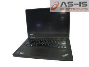 *AS-IS* Lenovo ThinkPad Yoga 20CD Core i5 4th Gen NORAM No SSD Laptop (B160)