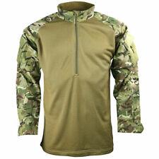 UBACS -Tactical Fleece Under Armour Shirt Combat Army Outdoor Security Airsoft