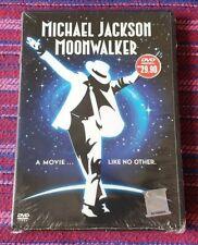 Michael Jackson ~ MoonWalker ( Taiwan Press ) Vcd