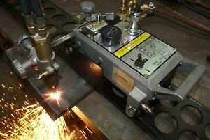Portable Oxy-Fuel Cutting Machine