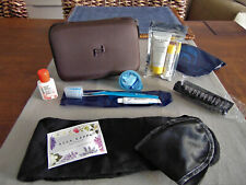 MALAYSIA AIRLINES Business Class PORSCHE DESIGN Amenity Kit Trousse Neceser