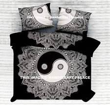 Indian Mandala Queen Size Comforter Bedding Donna Duvet Cover Reversible Blanket