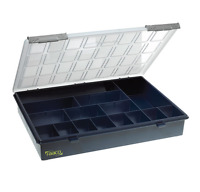 Raaco 136174 A4 15 fixed compartment assorter component case box * Free post *