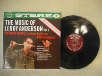 Frederick Fennell, Music of Leroy Anderson Vol. 1, Mercury Records SR90009