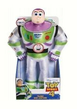 BRAND NEW TOY STORY 4 TALKING PLUSH BUZZ DOLL TOY