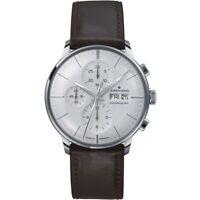 Junghans Men's Meister Chronoscope Watch - 027/4120.01 NEW