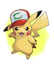 Pokemon 20th Movie - I Choose You Ash Pikachu (Movie Hat)