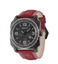 Reloj Timberland hombre Pinardville rojo