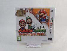 MARIO & LUIGI PAPER JAM BROS NINTENDO 3DS 2DS DS 3D PAL ITALIANO NUOVO SIGILLATO