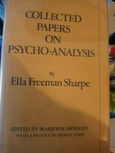 book Collected Papers on Psycho-Analysis by Ella Freeman Sharpe
