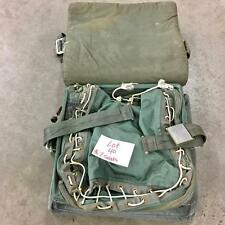 (2) Vietnam Era - USAF ejection seat survival kit container, type MD-1... Lot 40