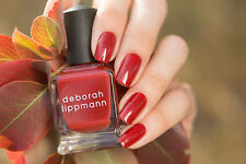 Deborah Lippmann Nail Polish ** RESPECT  **  NEW/ Full Size!!
