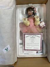 """ashton drake galleries porcelain dolls - """"Cheri- Waiting In The Wings�"""