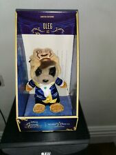 Meerkat Movies Disney 'Oleg As Beast' Soft Toy In Box With Certificate