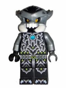 MINIFIGURE LEGO LEGENDS OF CHIMA SCOLDER LOC070