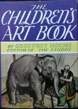 The Children's Art Book, Geoffrey Holme, 1939