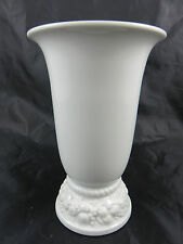 ROSENTHAL Classic Rose MARIA weiß Vase 18,5 cm hoch Group Germany
