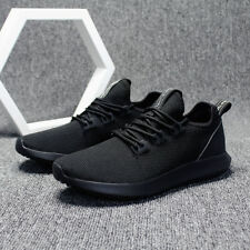 Men Running Shoes white Casual Athletic Sneakers  Gym Workout Walking Shoes us11